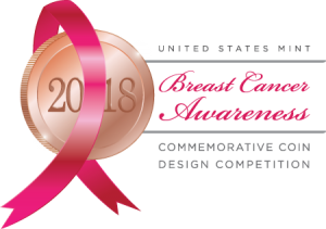 2018 United States Mint Breast Cancer Awareness Commemorative Coin Design Competition