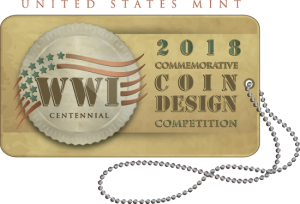 WWI Centennial 2018 Commemorative Coin Design Competition