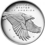 2017 American Liberty 225th Anniversary Silver Medal Reverse