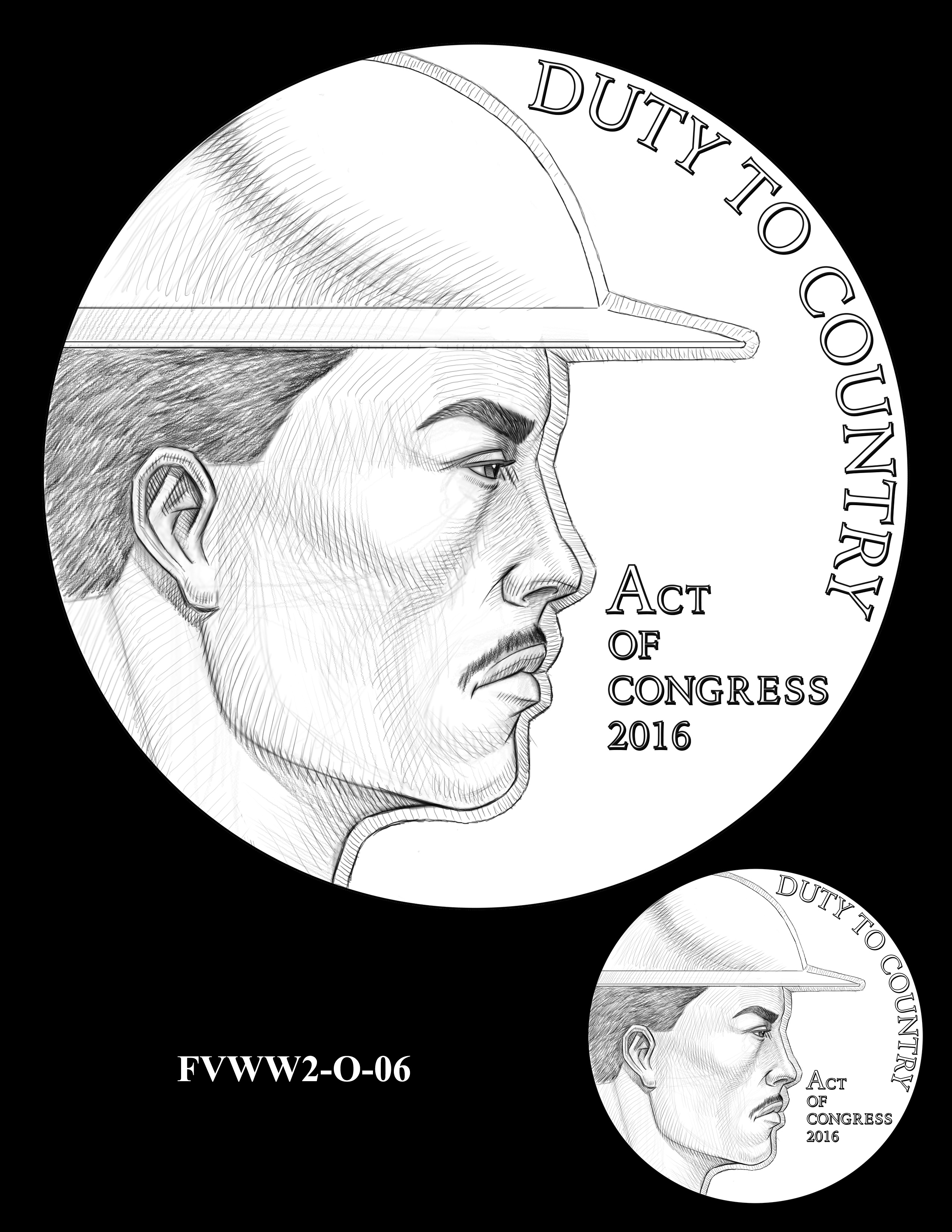 FVWW2-O-06 -- Filipino Veterans of World War II Congressional Gold Medal
