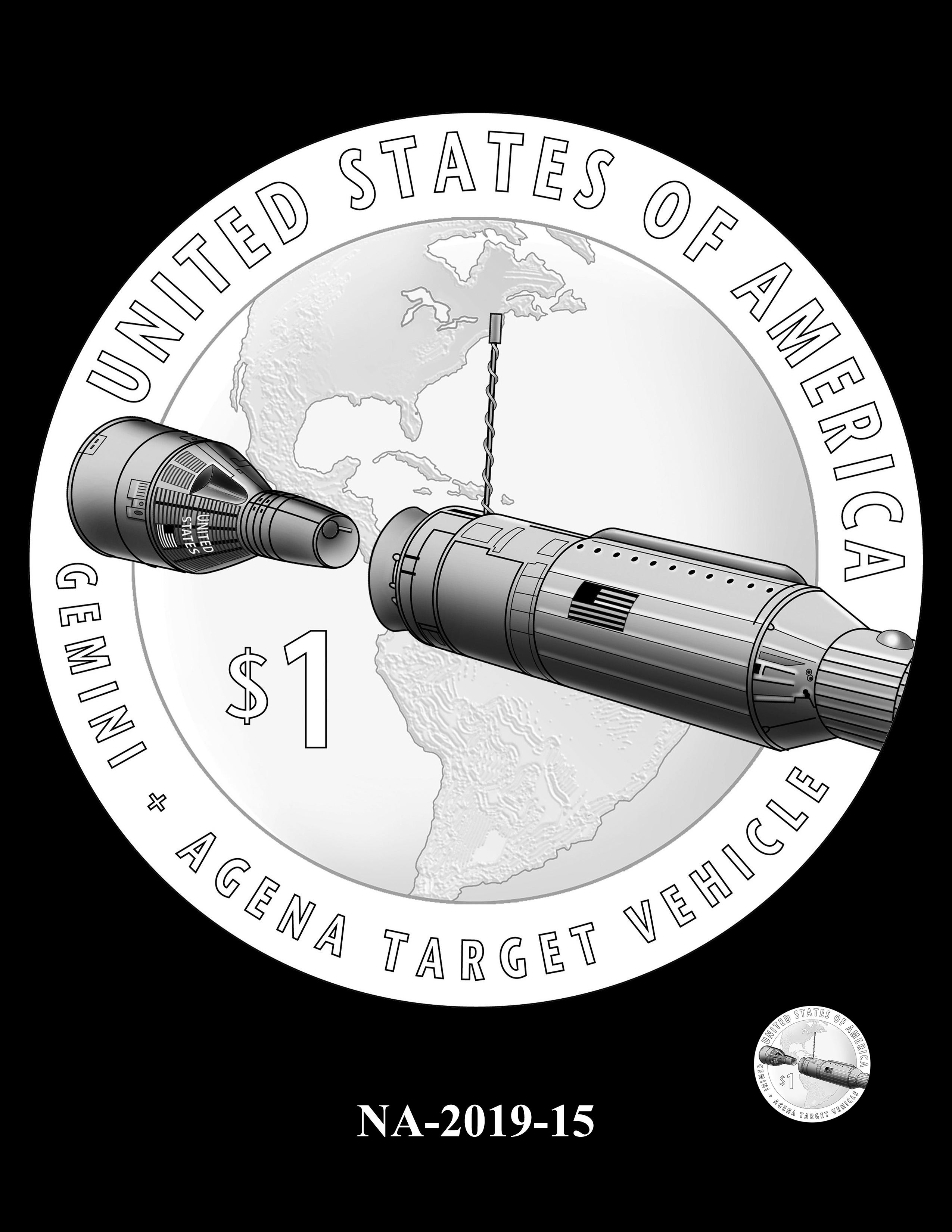 NA-2019-15 --2019 Native American $1 Coin