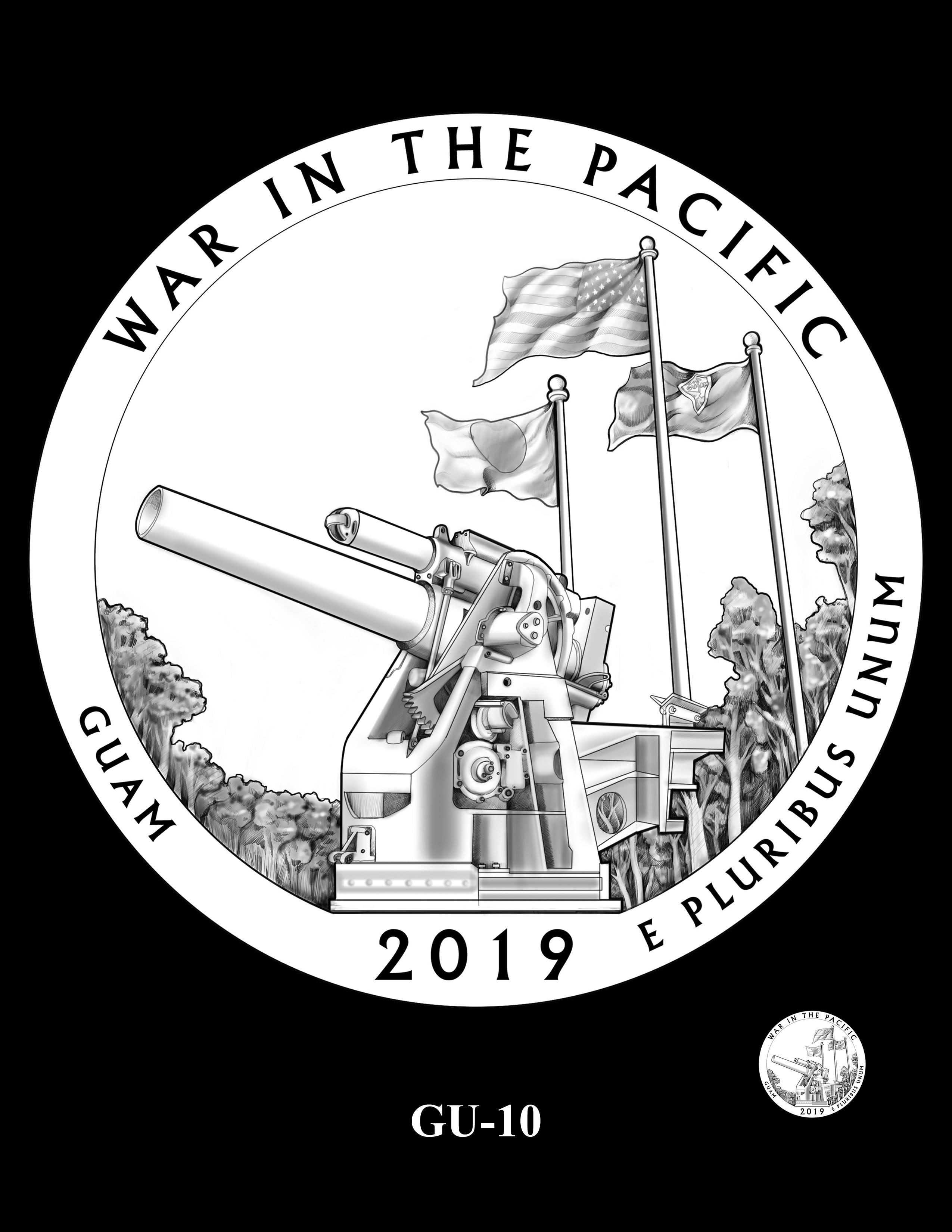 GU-10 -- 2019 America the Beautiful Quarters® Program