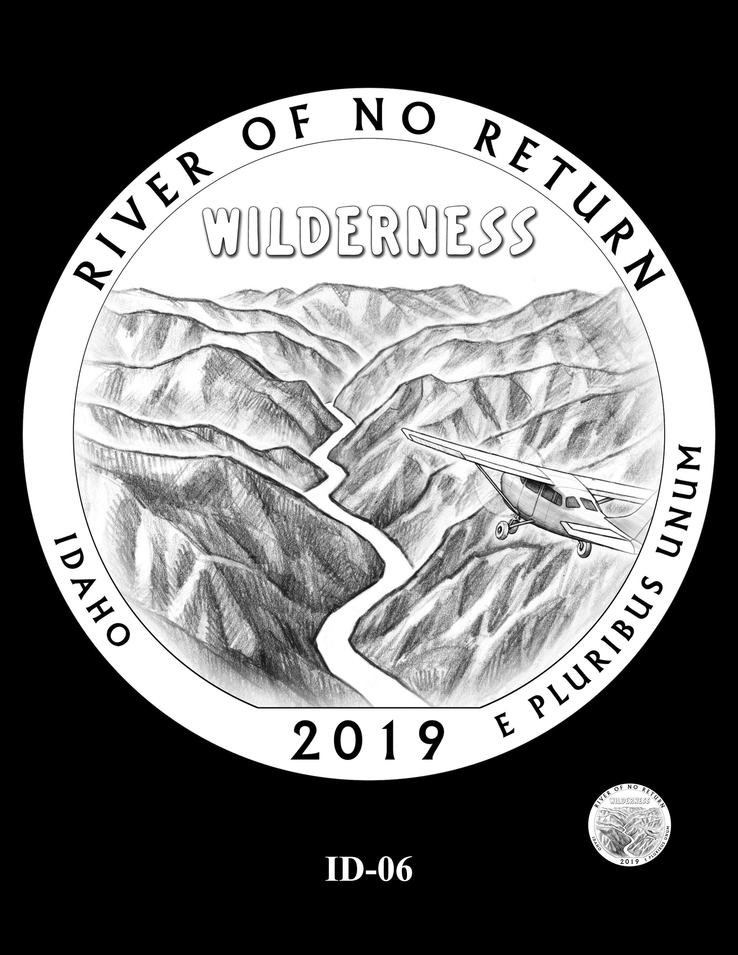 ID-06 -- 2019 America the Beautiful Quarters® Program