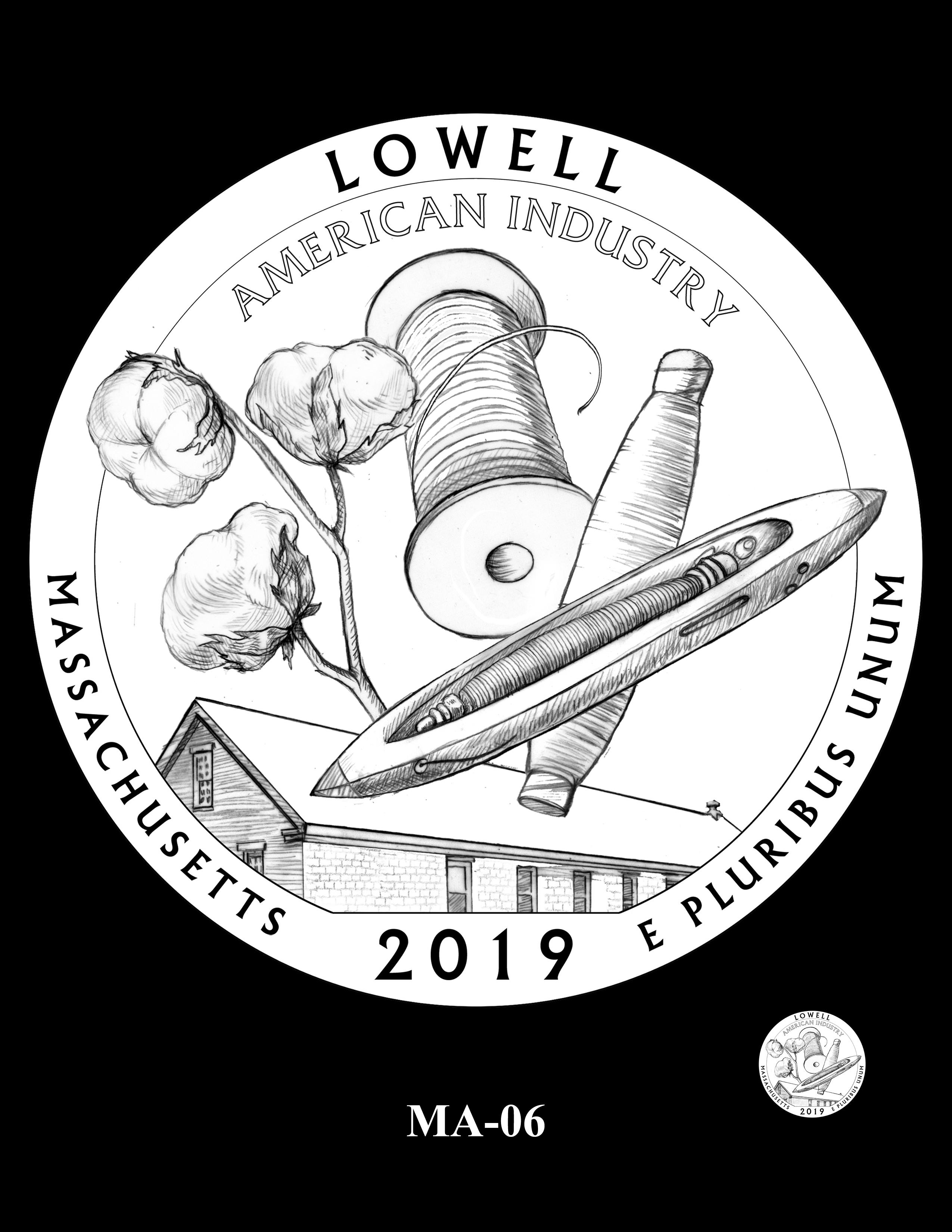 MA-06 -- 2019 America the Beautiful Quarters® Program