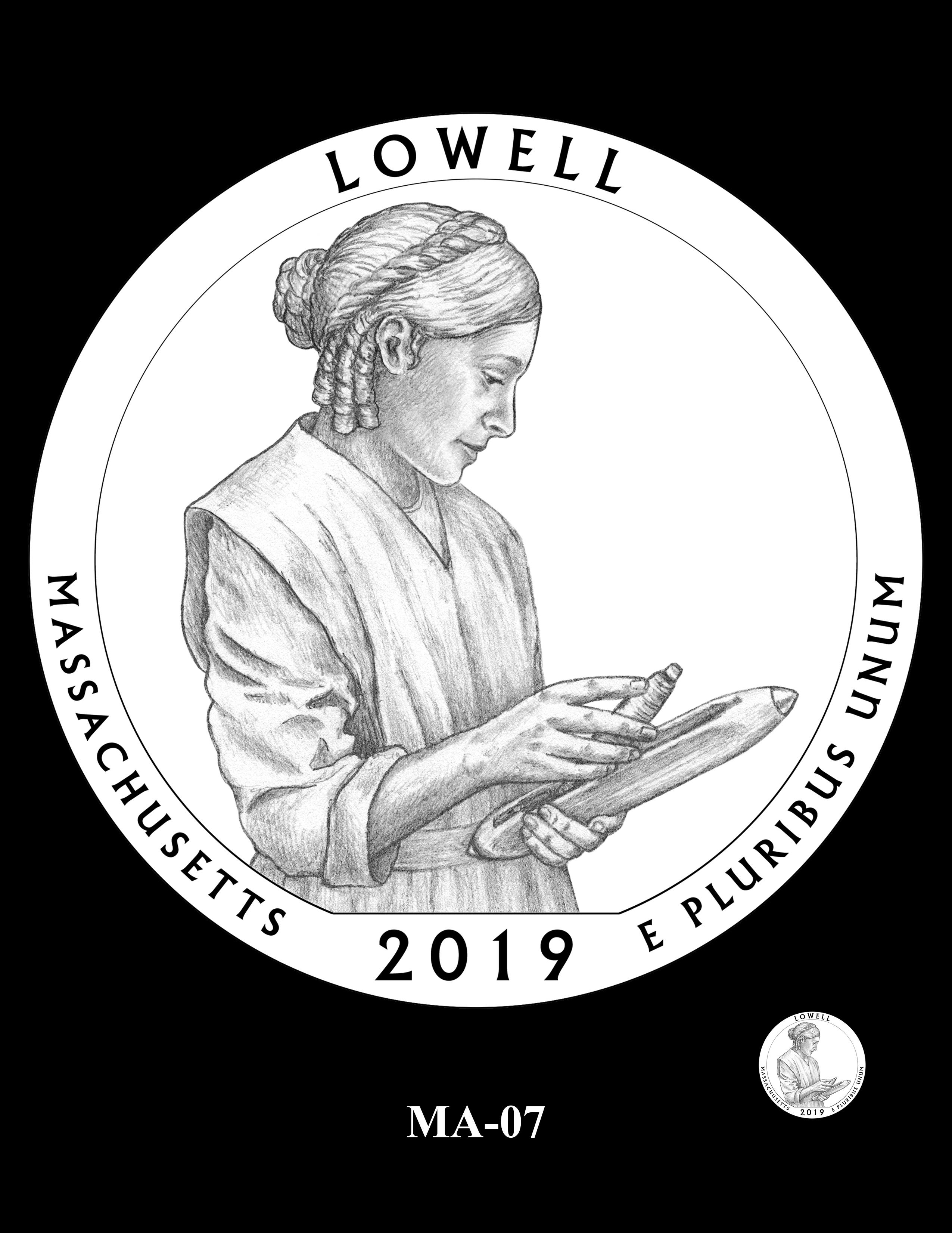 MA-07 -- 2019 America the Beautiful Quarters® Program
