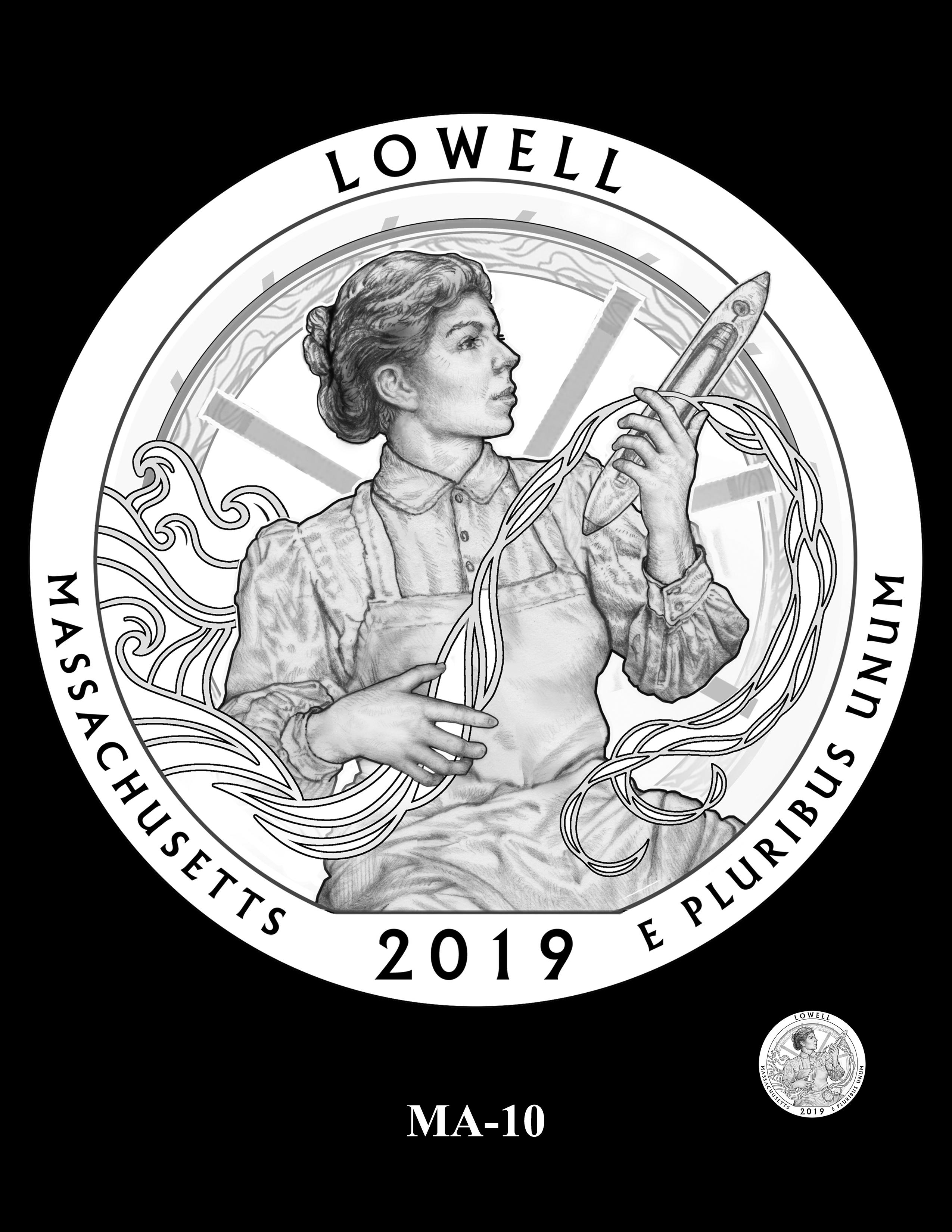 MA-10 -- 2019 America the Beautiful Quarters® Program