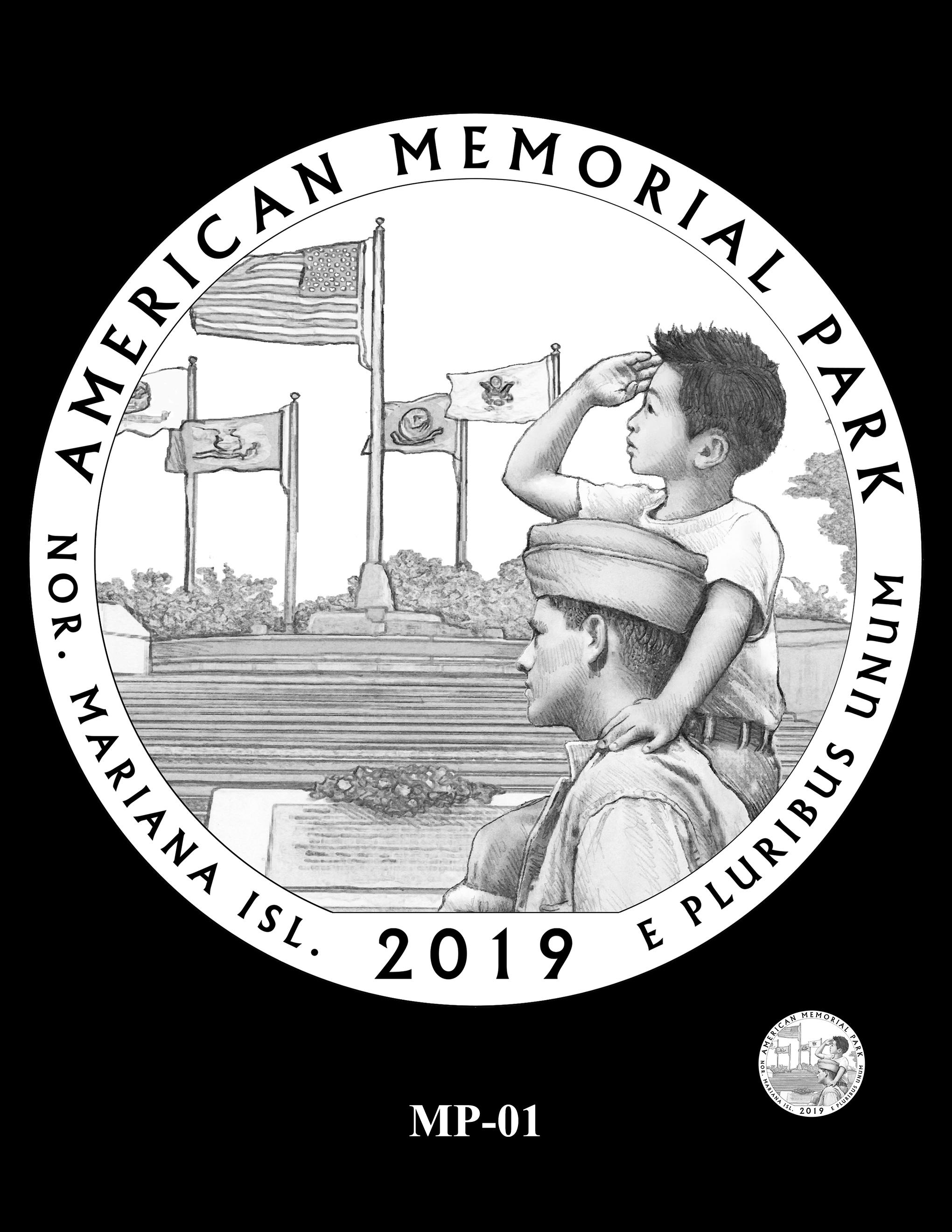 MP-01 -- 2019 America the Beautiful Quarters® Program