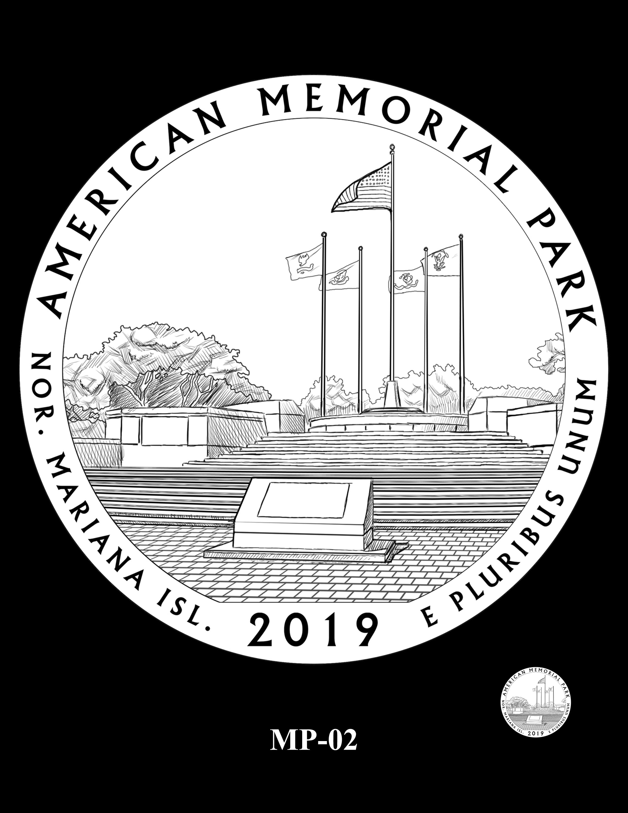 MP-02 -- 2019 America the Beautiful Quarters® Program