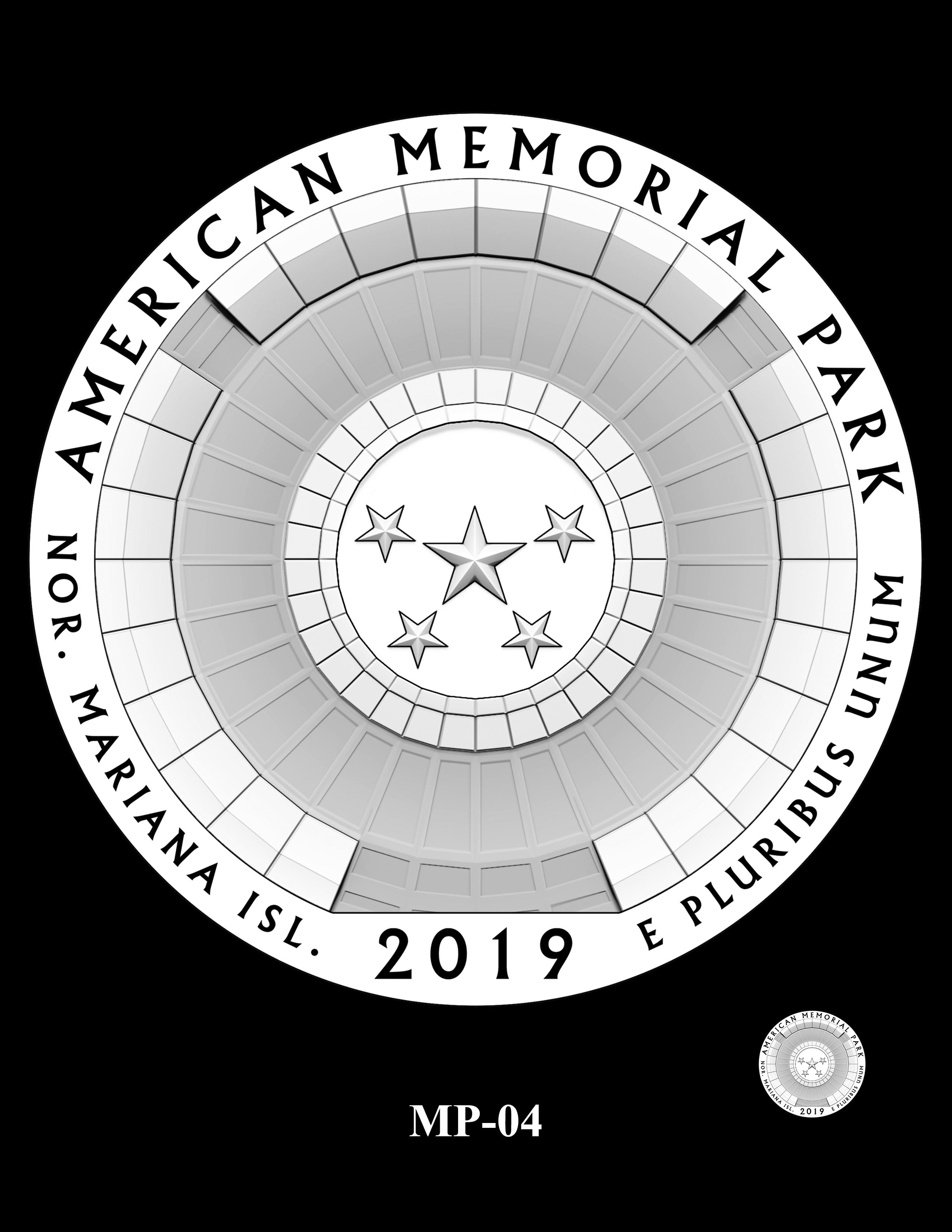 MP-04 -- 2019 America the Beautiful Quarters® Program