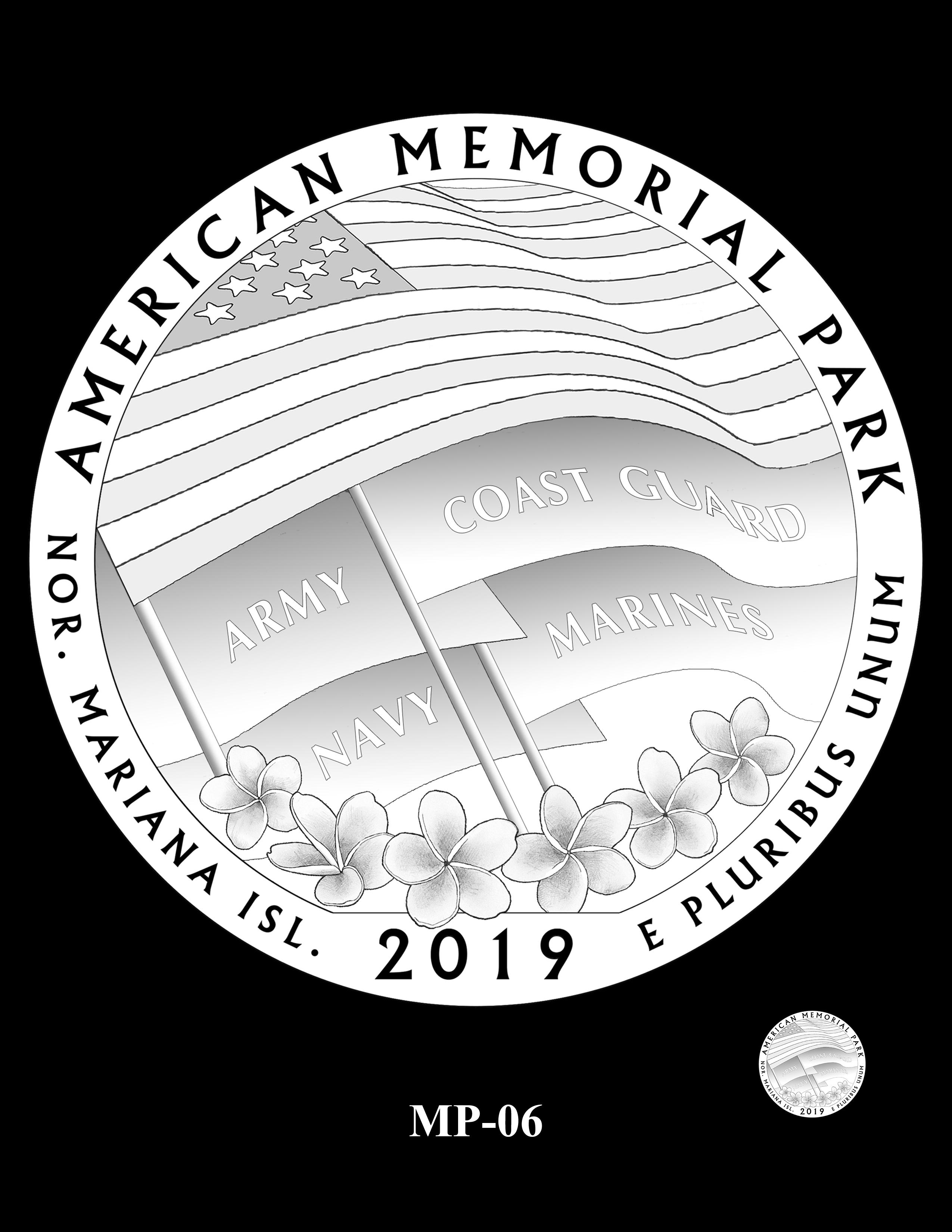 MP-06 -- 2019 America the Beautiful Quarters® Program