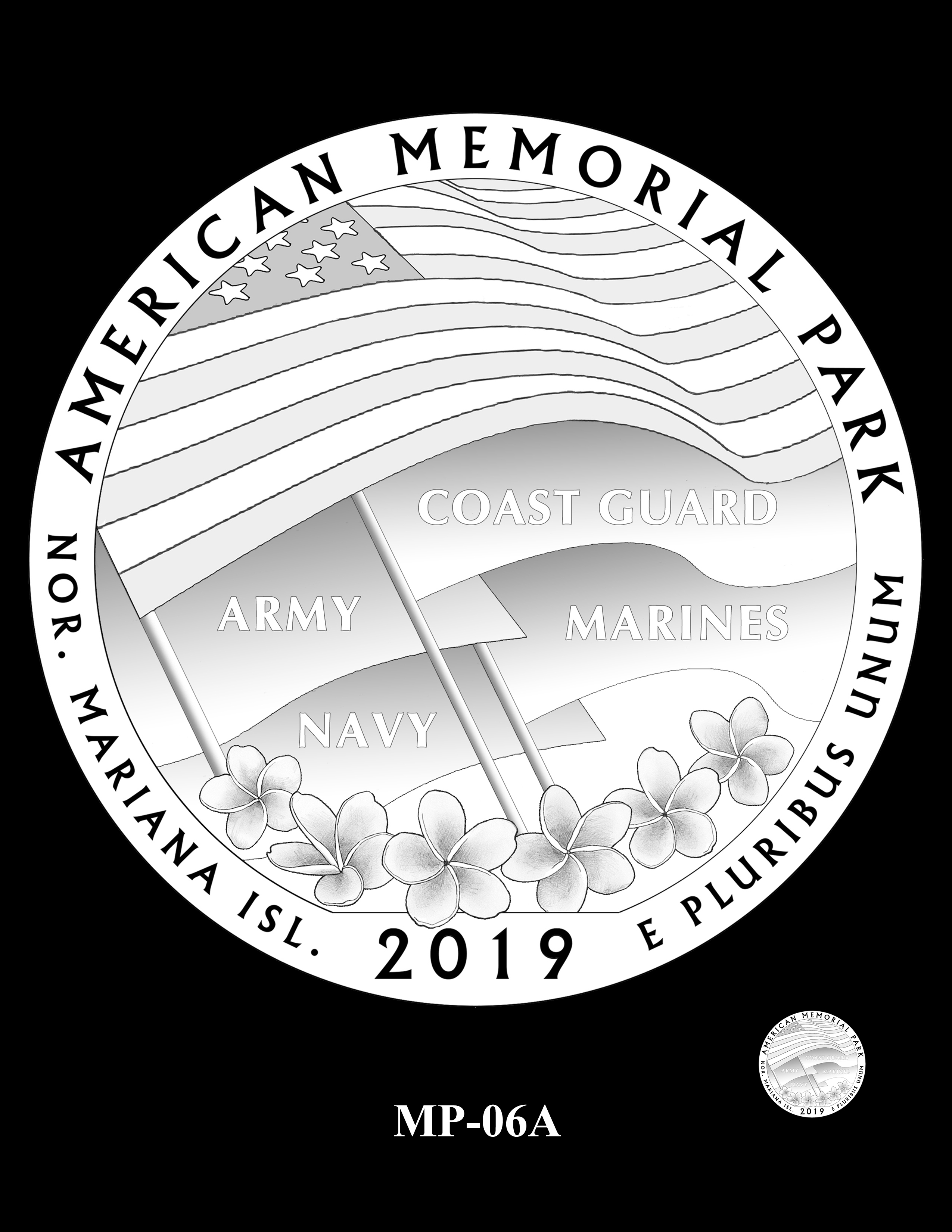 MP-06A -- 2019 America the Beautiful Quarters® Program