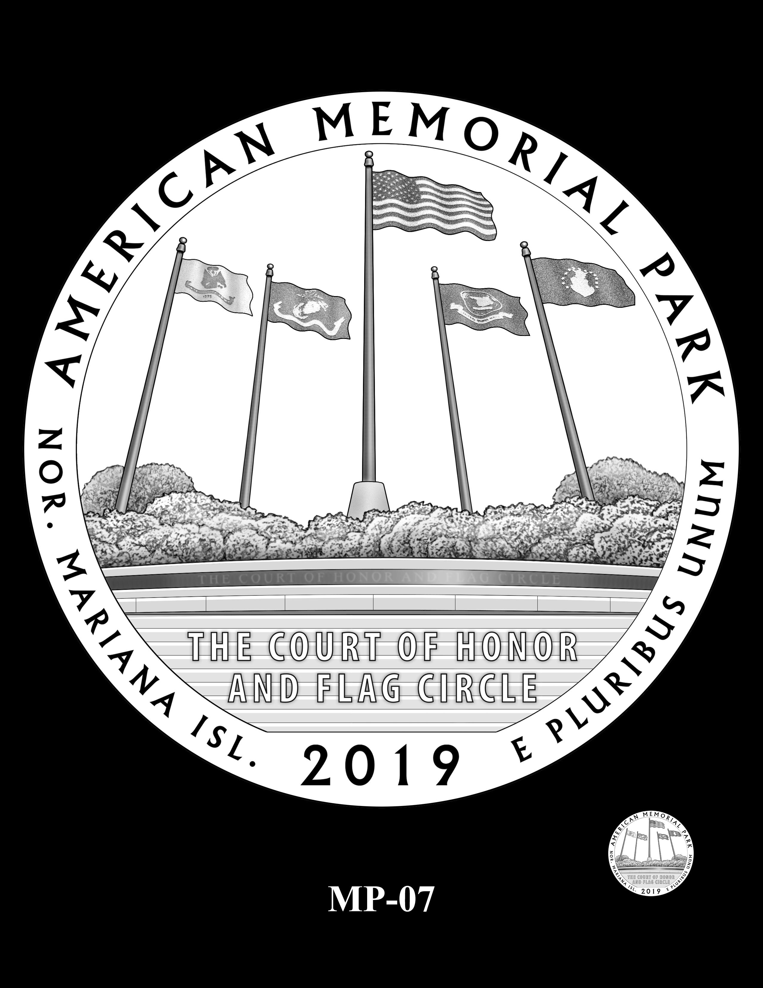 MP-07 -- 2019 America the Beautiful Quarters® Program