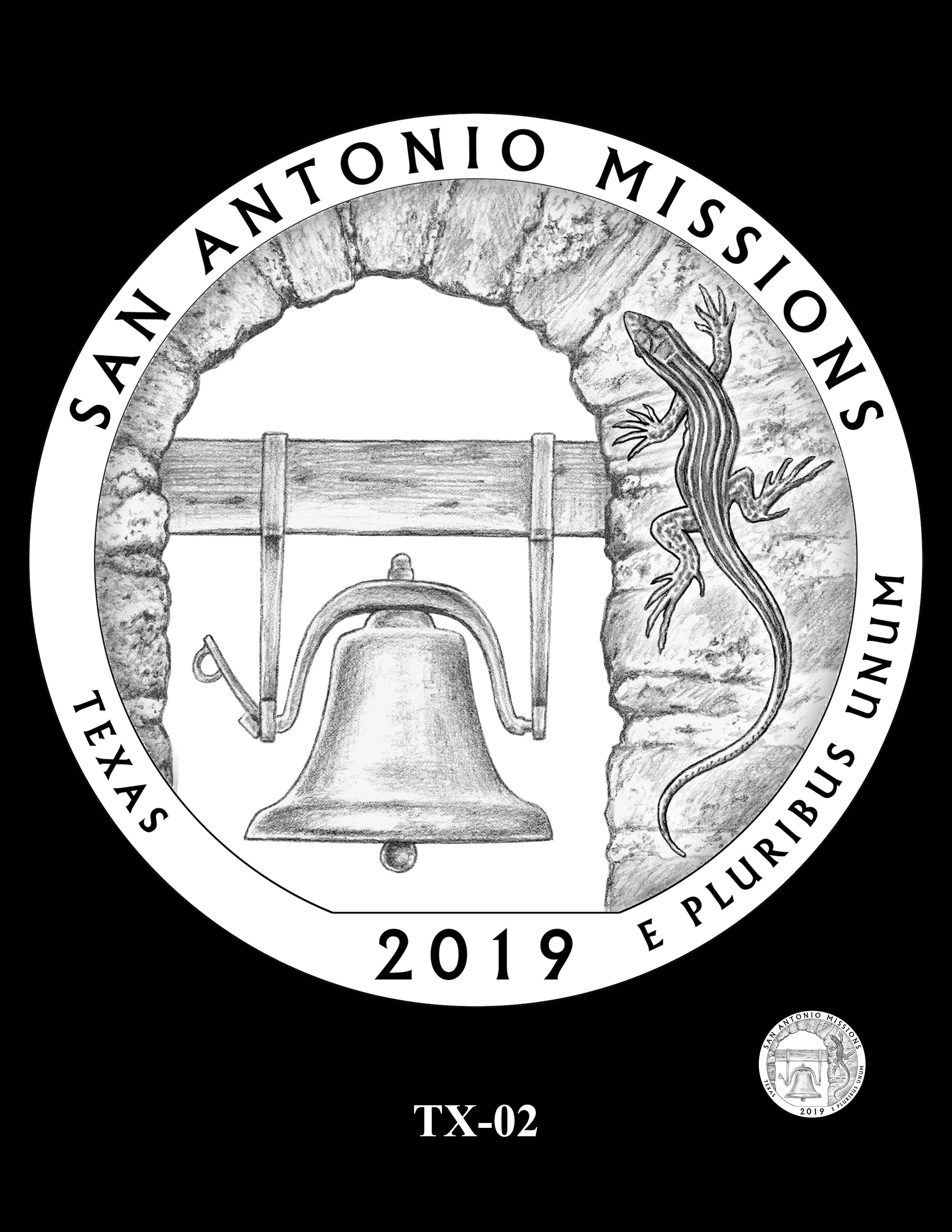 TX-02 -- 2019 America the Beautiful Quarters® Program