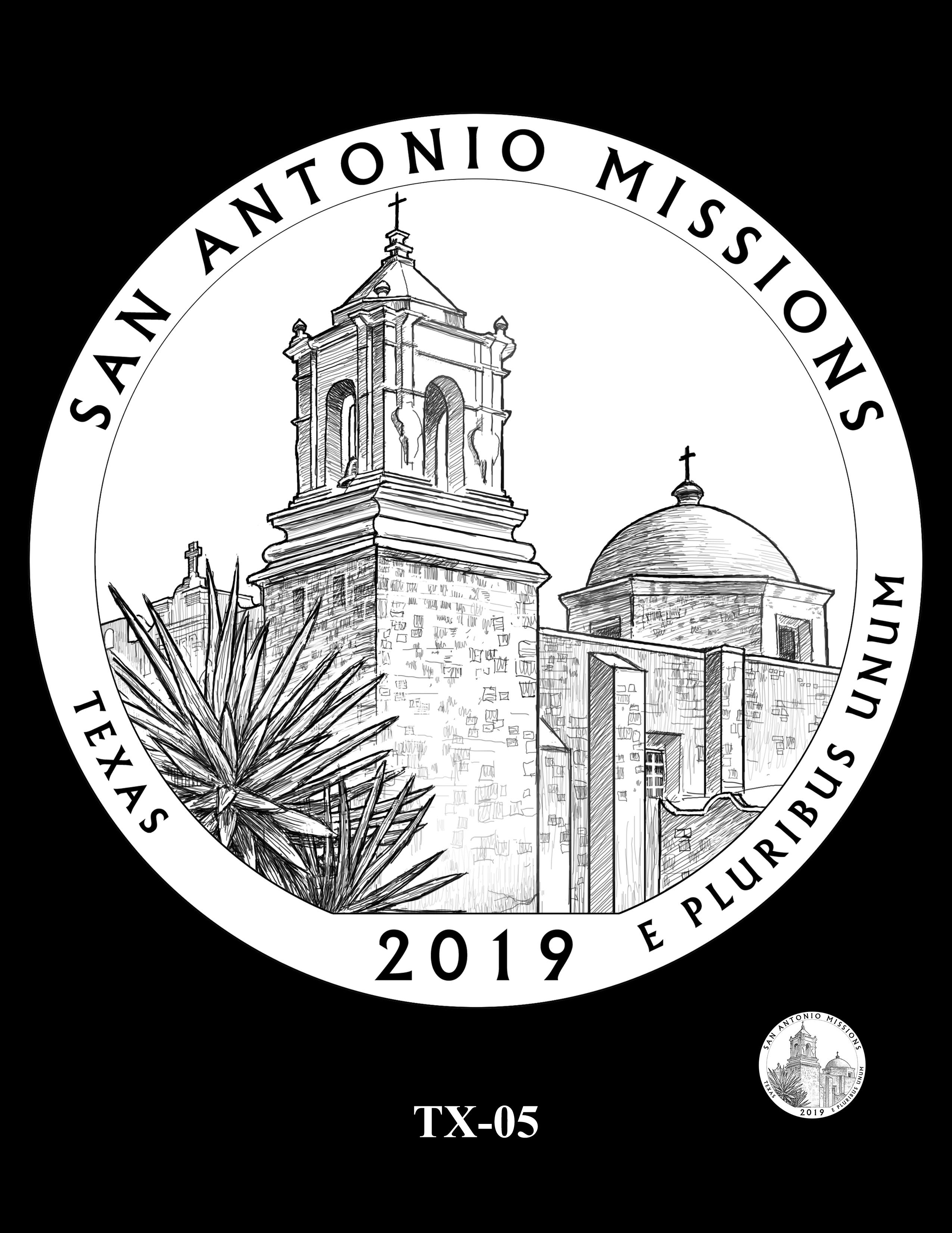 TX-05 -- 2019 America the Beautiful Quarters® Program