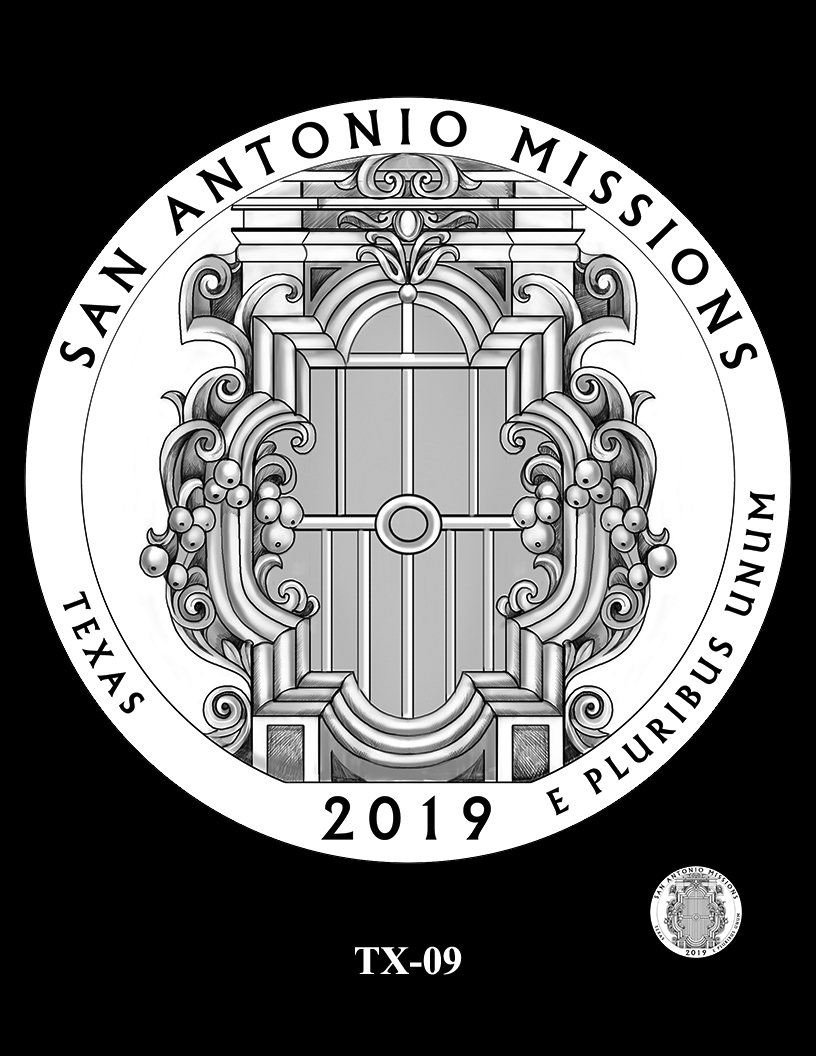 TX-09 -- 2019 America the Beautiful Quarters® Program