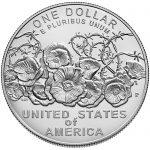 2018 World War I Centennial Commemorative Silver Uncirculated Reverse