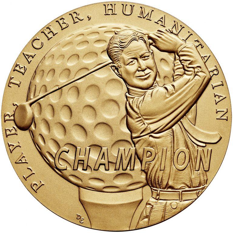 2006 Byron Nelson Bronze Medal Reverse