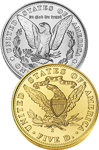 2006 San Francisco Old Mint Commemorative Coin Program Reverses