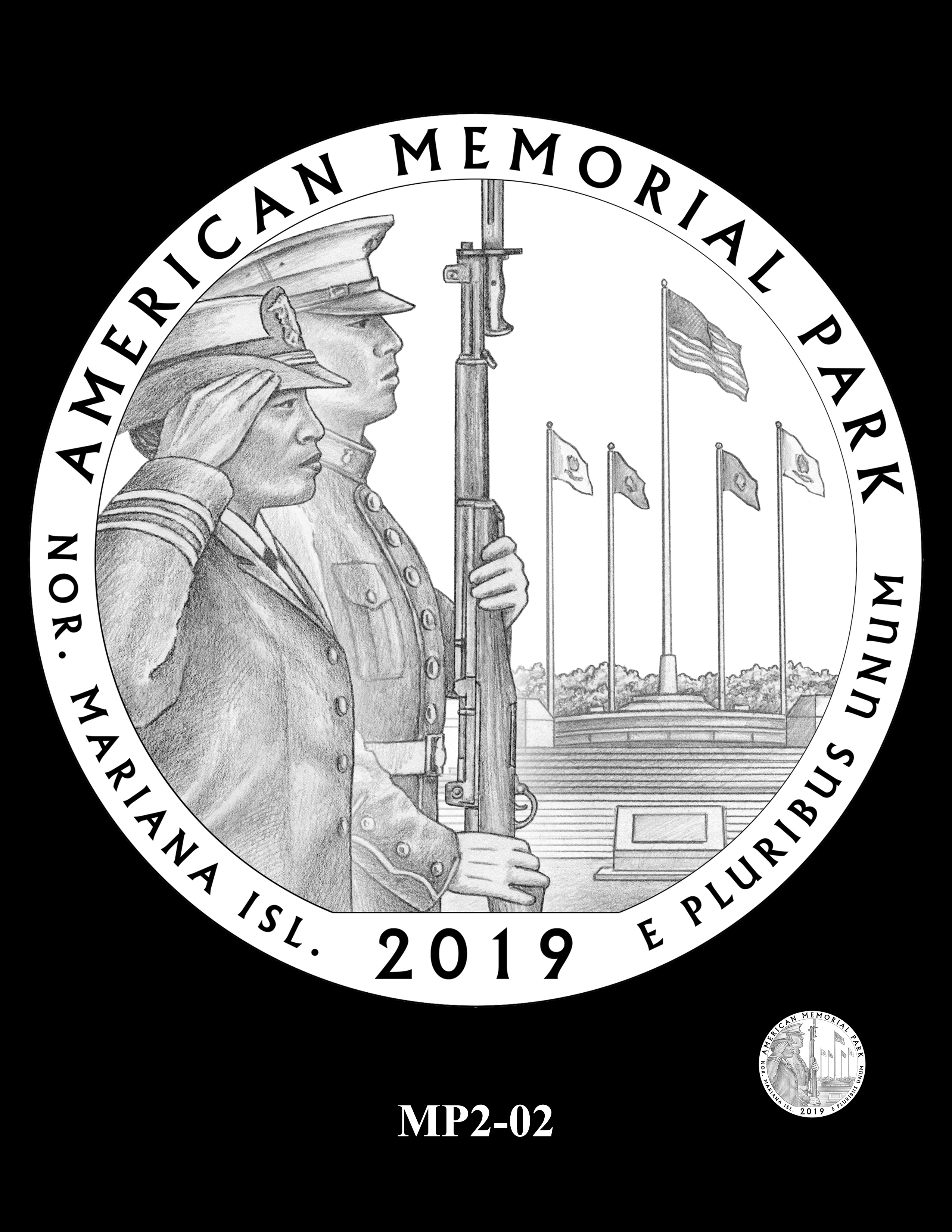 MP2-02 -- 2019 America the Beautiful Quarters® Program