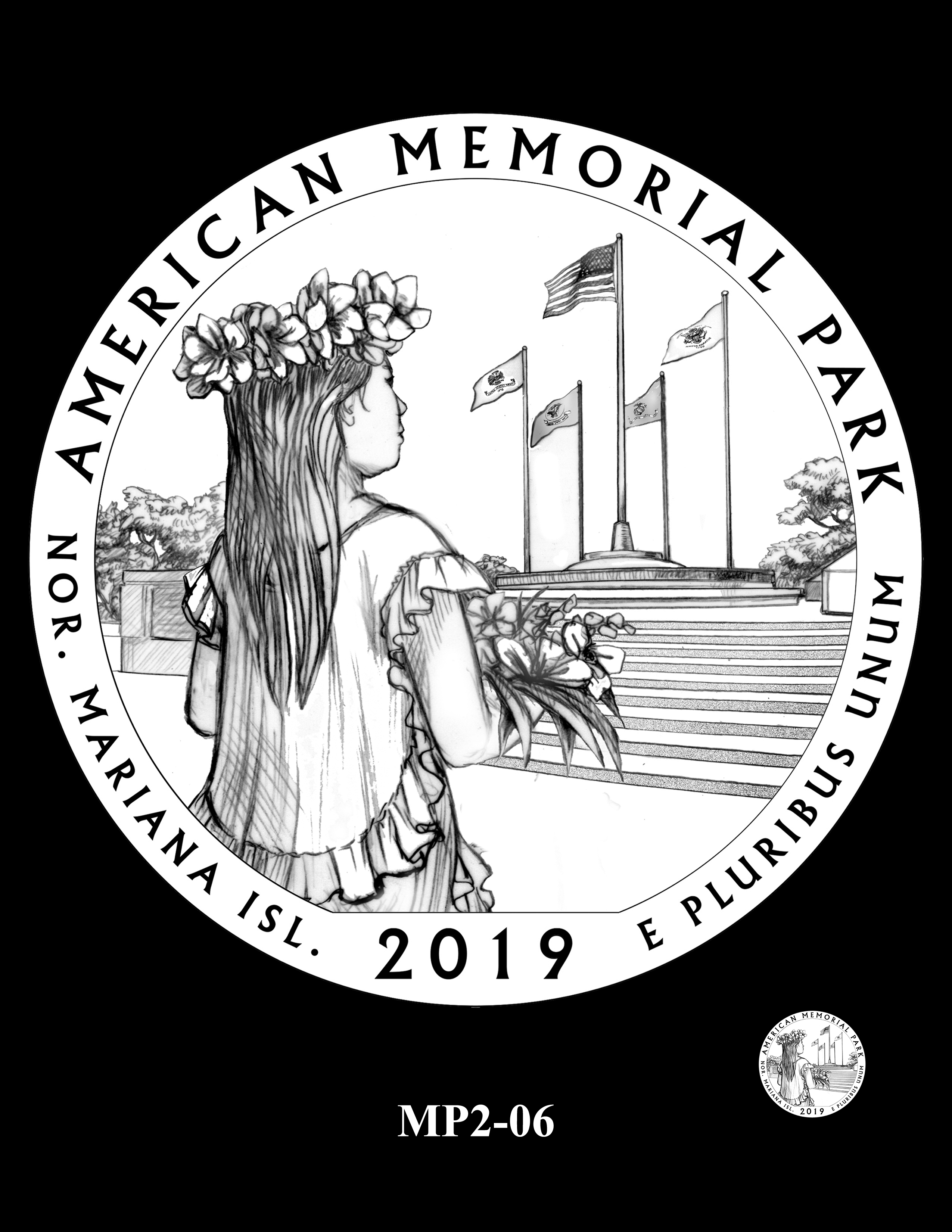 MP2-06 -- 2019 America the Beautiful Quarters® Program
