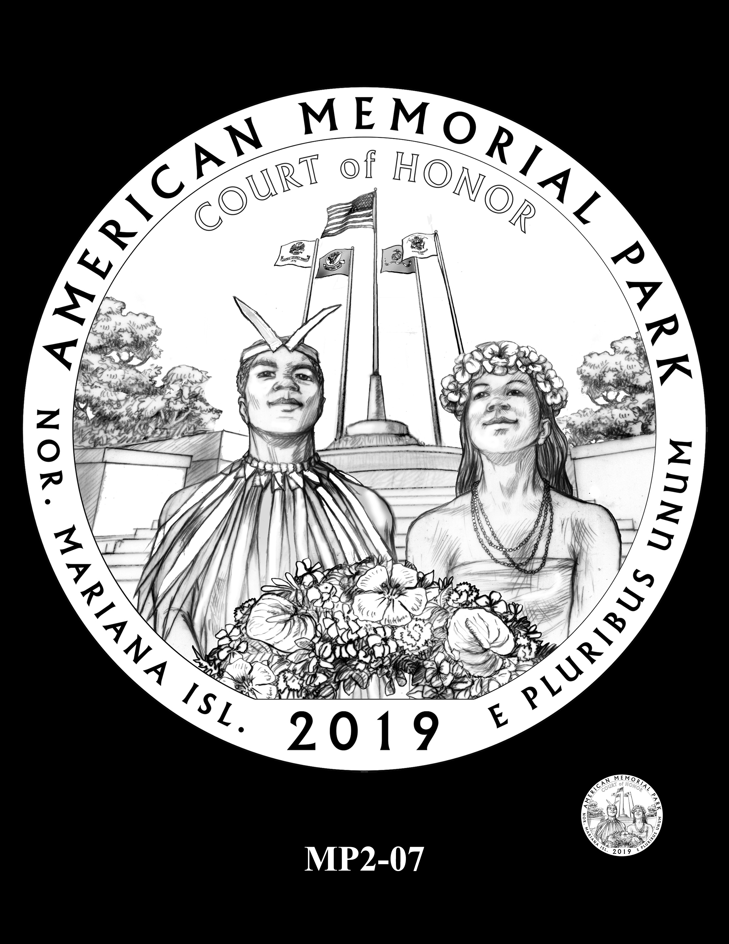 MP2-07 -- 2019 America the Beautiful Quarters® Program