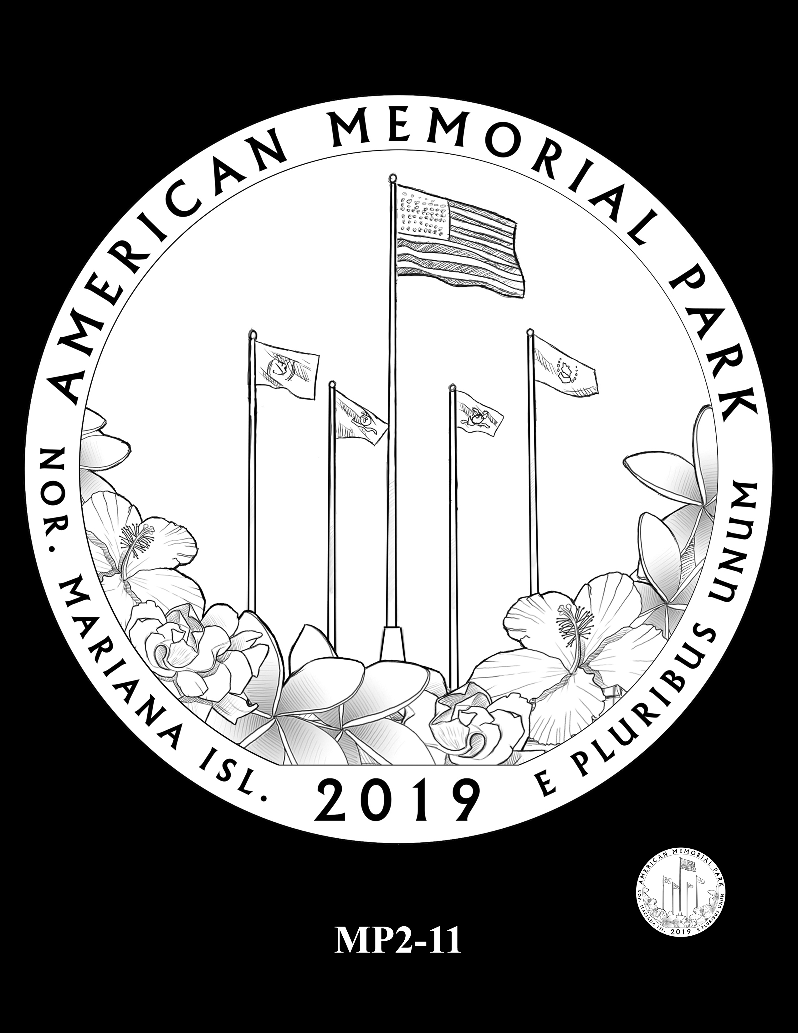 MP2-11 -- 2019 America the Beautiful Quarters® Program