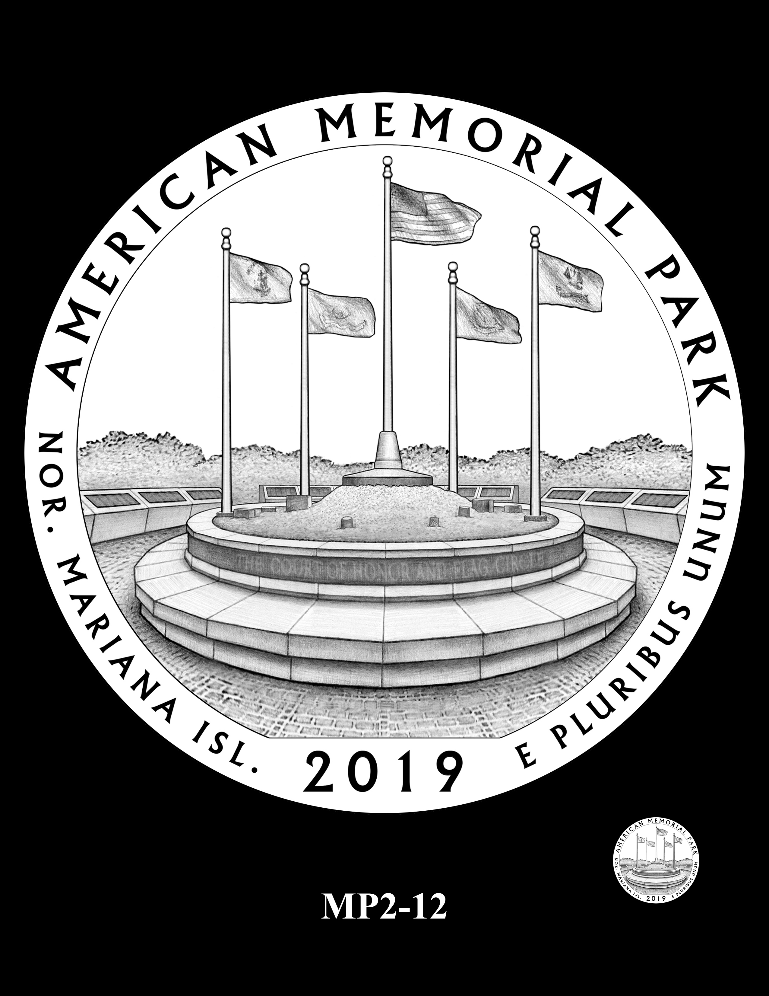 MP2-12 -- 2019 America the Beautiful Quarters® Program
