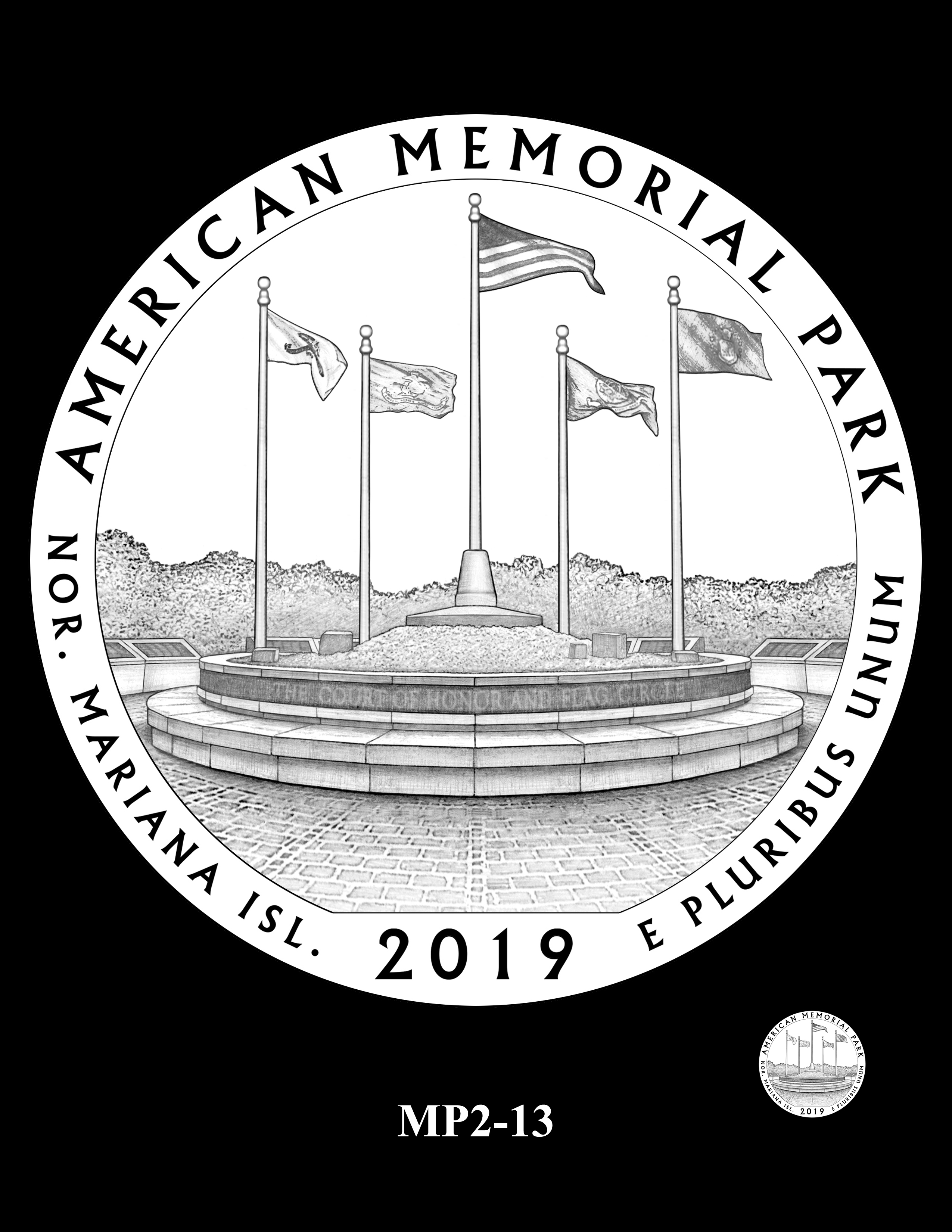 MP2-13 -- 2019 America the Beautiful Quarters® Program