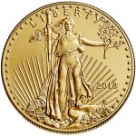 2018 American Eagle Gold One Ounce Bullion Coin Obverse