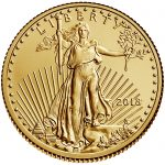 2018 American Eagle Gold Quarter Ounce Bullion Coin Obverse