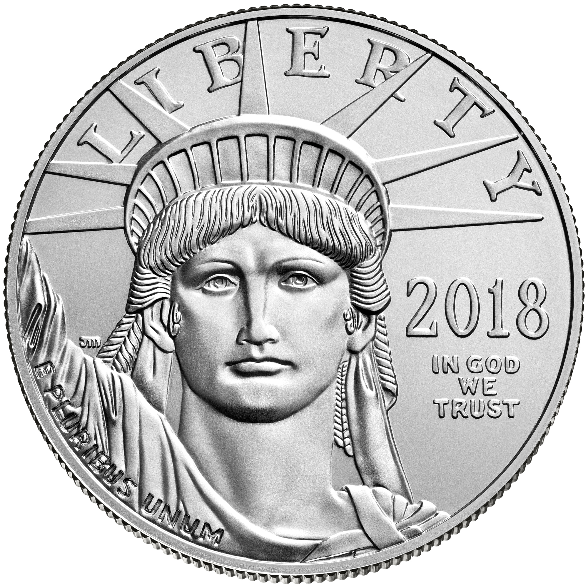 releases one u press s ounce news mint on july platinum american eagle anniversary states coin proof united obverse