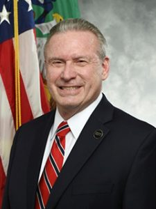 David Croft, Acting Deputy Director of the United States Mint.