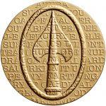 Office of Strategic Services OSS Bronze Medal Reverse