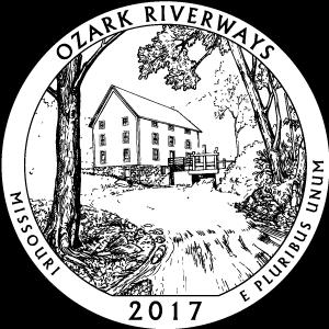 2017 ozark quarter