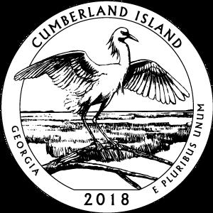 2018 cumberland island quarter