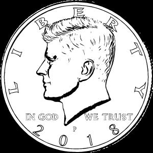 2018 half dollar obverse