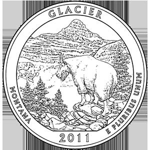 2011 glacier quarter