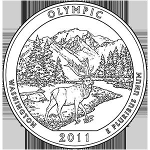2011 olympic quarter