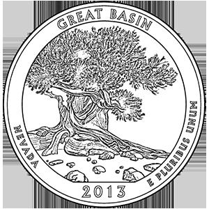2013 great basin quarter