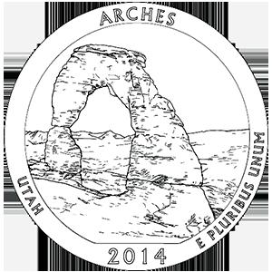 2014 arches quarter