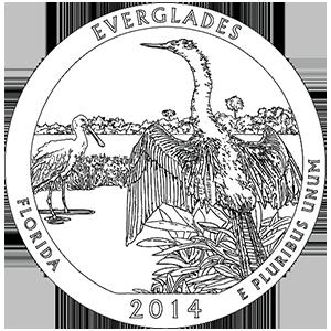 2014 everglades quarter