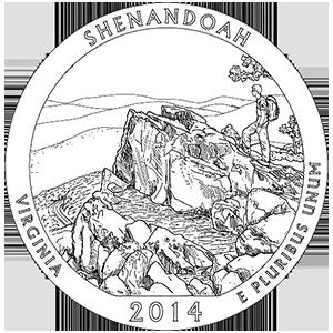 2014 shenandoah quarter