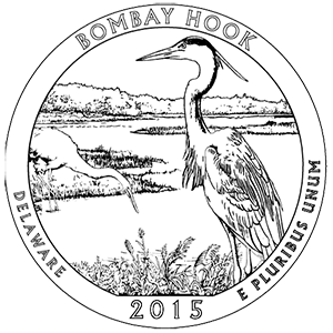 2015 bombay hook quarter