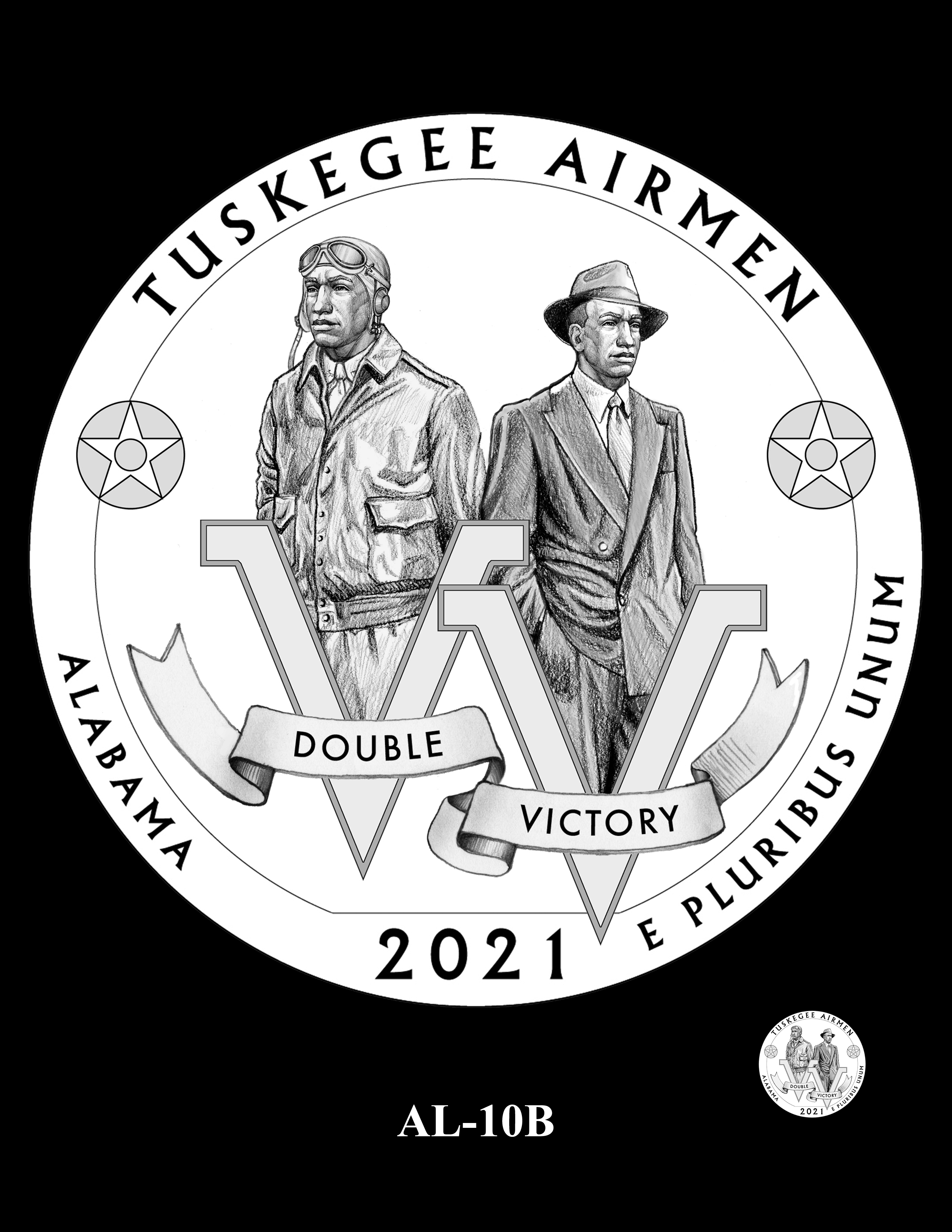 AL-10B -- 2021 America the Beautiful Quarters® Program