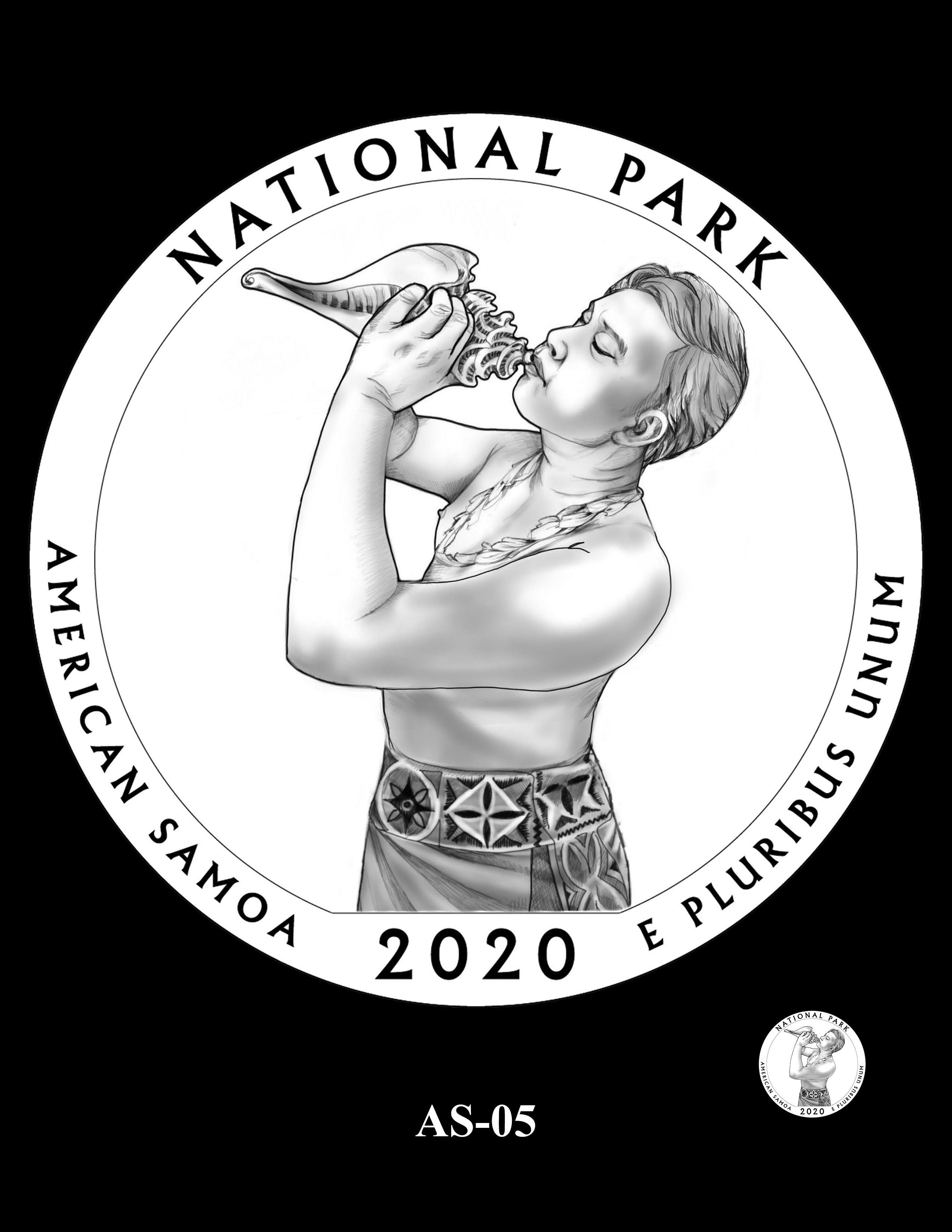 AS-05 -- 2020 America the Beautiful Quarters® Program