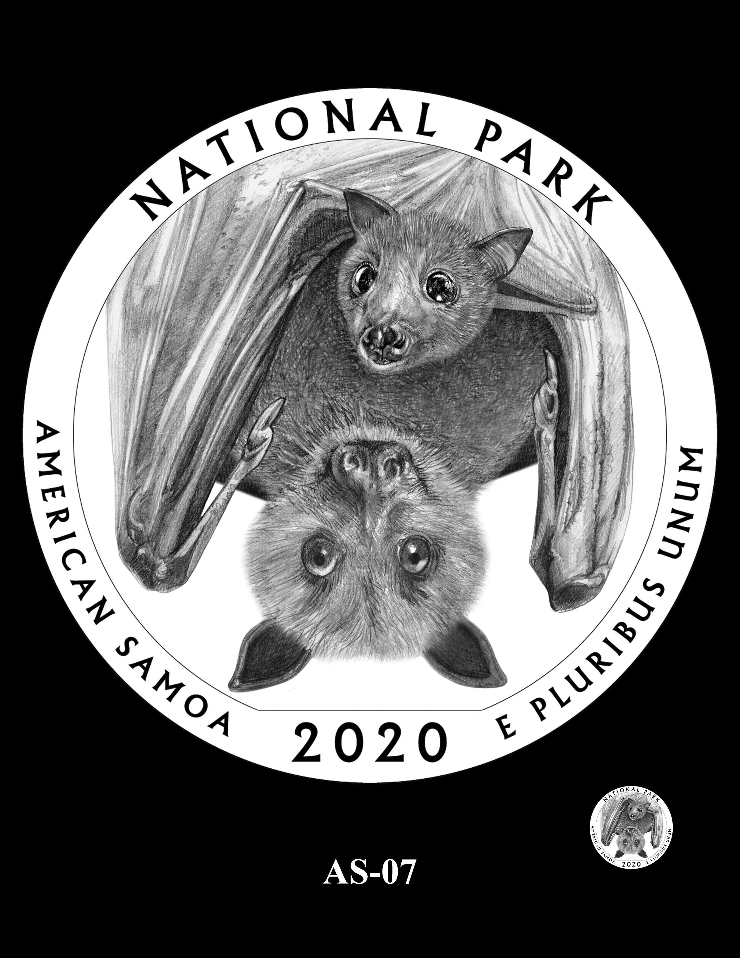 AS-07 -- 2020 America the Beautiful Quarters® Program
