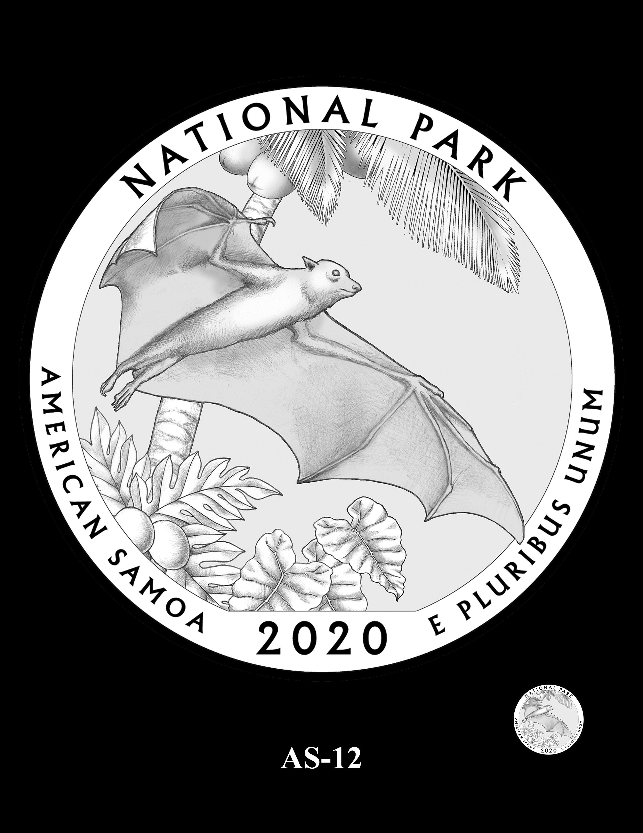AS-12 -- 2020 America the Beautiful Quarters® Program