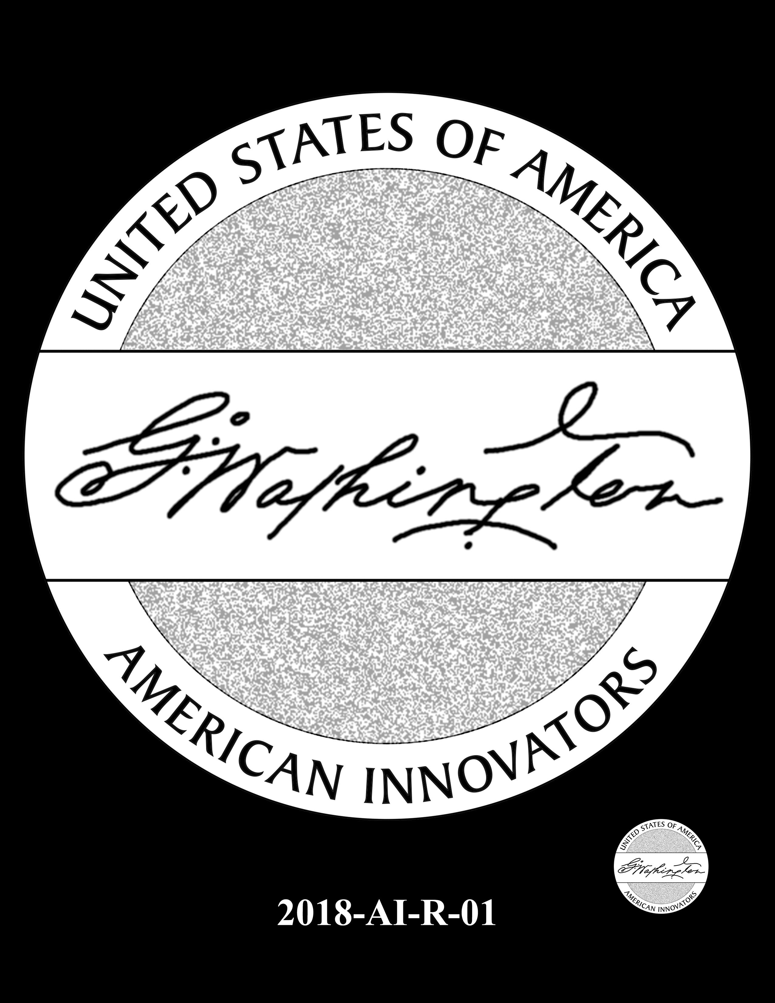2018-AI-R-01 -- 2018 American Innovation $1 Coin