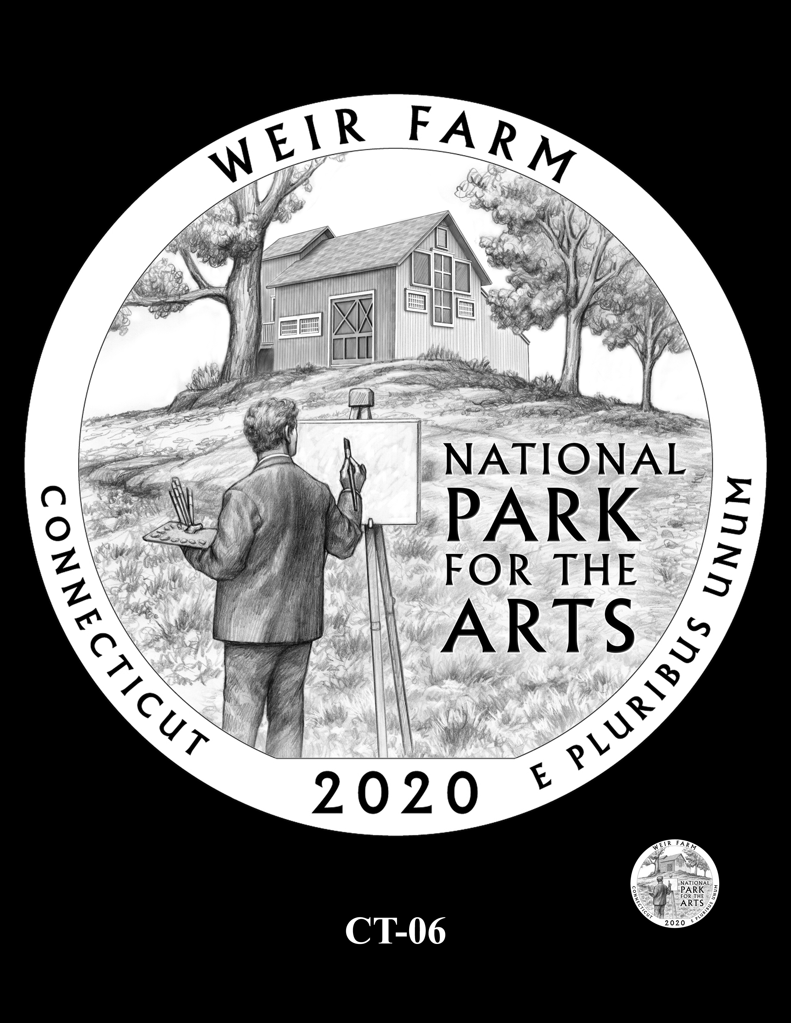 CT-06 -- 2020 America the Beautiful Quarters® Program