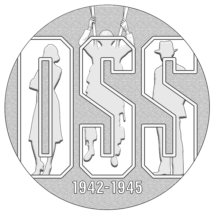 Office of Strategic Services OSS Medal Obverse